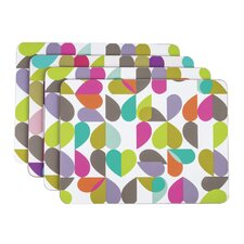 Brokenhearted Placemat (Set of 4)
