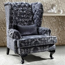 Argenta Leisure Wingback Chair by House of Hampton