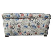 Pavot Fabric Storage Bedroom Bench by Lark Manor