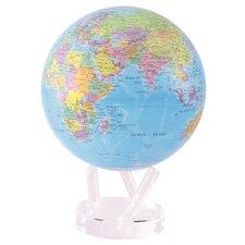 Political Map Globe