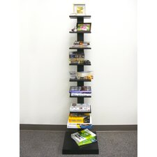 St Agnes 67 Leaning Bookcase by Wade Logan