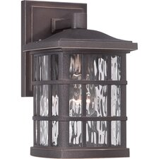 Lockett 1-Light Outdoor Wall Lantern