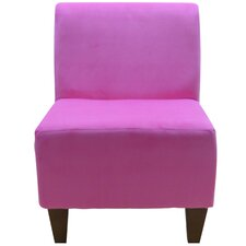 Penelope Armless Slipper Chair by Fox Hill Trading