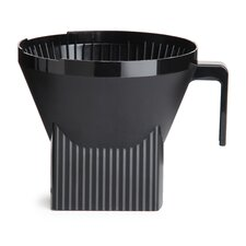 Brew-Basket with Automatic Drip Stop