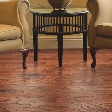 American Loft Random Width Engineered Oak Hardwood Flooring in Gunstock