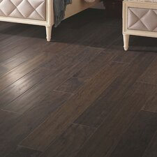 "Westland 5"" Engineered Hickory Hardwood Flooring in Graystone"