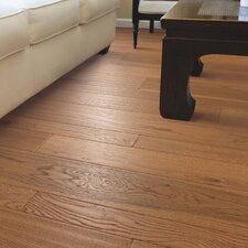 Penbridge Random Width  Engineered Oak Hardwood Flooring in Tawny Natural