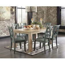 Castle Pines Dining Table by Loon Peak