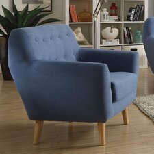 Ngaio Linen Armchair by ACME Furniture