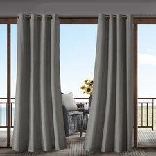 Azura Outdoor Single Curtain Panel