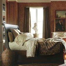 Davison Sleigh Bed