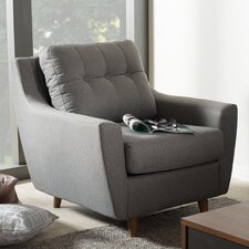 Alcee Armchair by Wholesale Interiors