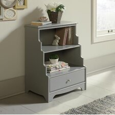 Smita Accent 30 Standard Bookcase by Bungalow Rose