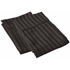 Sheatown Microfiber Stripe Pillowcase (Set of 2)