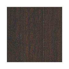 "Windworn 5"" Engineered Hickory Hardwood Flooring in Espresso"
