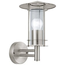 Lisio 1 Light Outdoor Sconce