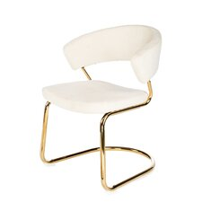 Brandie Cream Dining Chair (Set of 2)
