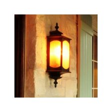 Market Square 3-Light Outdoor Flush Mount