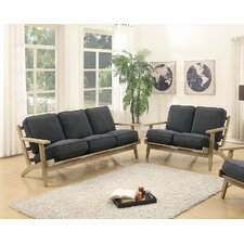 Sofa and Loveseat Set by Infini Furnishings