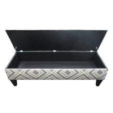 Regis Fabric Storage Bedroom Bench by Red Barrel Studio