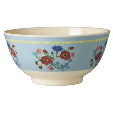 Melamine Flower Bowl