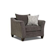 Simmons Upholstery Heath Armchair by Latitude Run