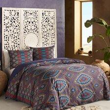 3 Piece Berber Textile Duvet Set