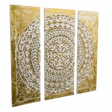 Ornamental 3 Piece Wall Décor Set