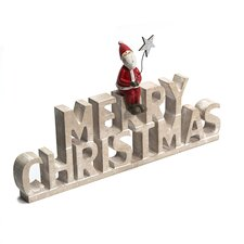 Merry Christmas Decorative Lettering