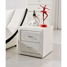 Dona 2 Drawer Nightstand by Container