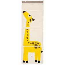 Giraffe Wall Toy Organizer