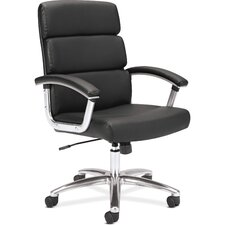 Duo Edge Leather Executive Chair