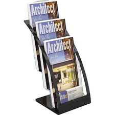 3 Pocket Leaflet Holder