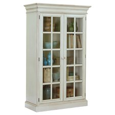 Mertie Large Library Cabinet by August Grove
