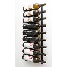 Wall Series 9 Bottle Wall Mounted Wine Rack