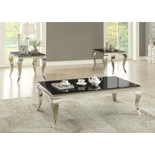 Eggert End Table by House of Hampton