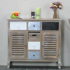 Madrid 2 Door 1 Drawer Chest of Drawers