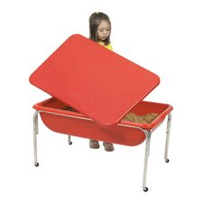Sensory 3 ft. Rectangle Sand & Water Table