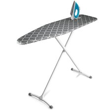 Homz Contour Ironing Board with Lattice Cover