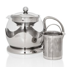 0.75L Glass Teapot with Infuser