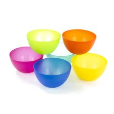 Plastic Bowl (Set of 6)