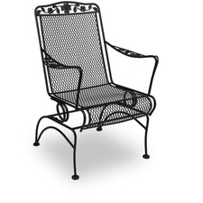 Dogwood Coil Spring Dining Arm Chair (Set of 2)