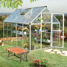 Shearson 6.1 Ft. W x 10.2 Ft. D Greenhouse