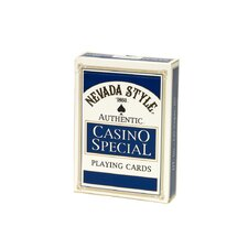 """Casino Special"" Playing Card Deck"