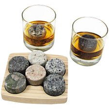 On The Rock 9 Piece Whiskey Set