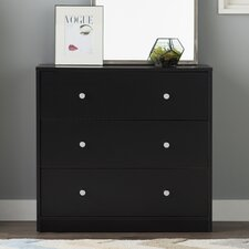 Bedford 3 Drawer Chest