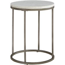 Alfreda Round End Table by Latitude Run