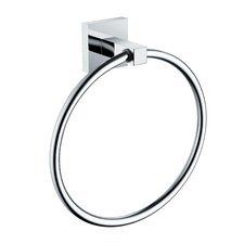 Square Wall Mounted Towel Ring