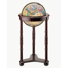 Lancaster Antique World Globe
