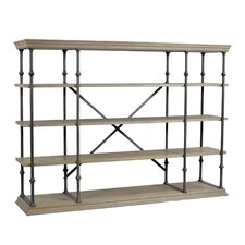 Rotterdam II 58 Etagere Bookcase by Caribou Dane